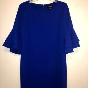 Liz Claiborne Blue Dress
